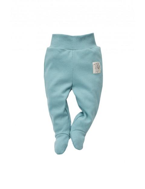 Półśpiochy niemowlęce bawełniane 5W35AA