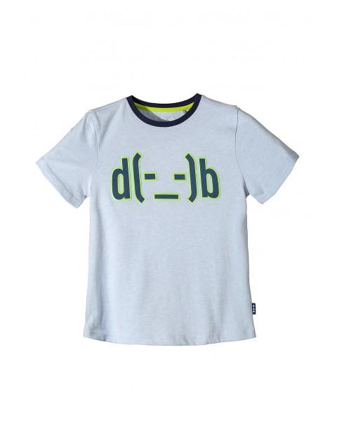 T-shirt chłopięcy 1I3407