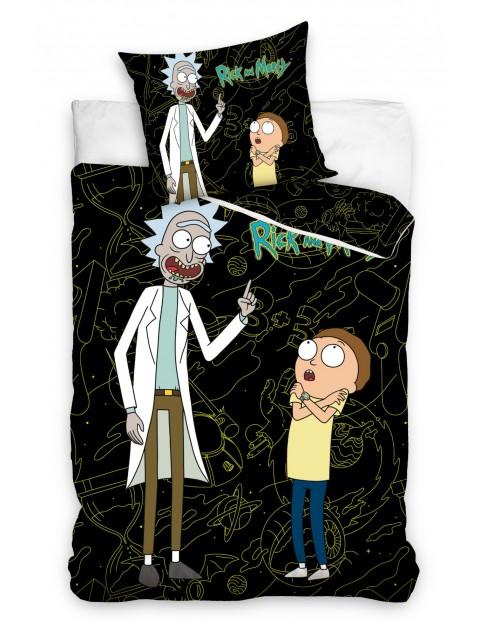 Pościel Rick and Morty 160x200cm