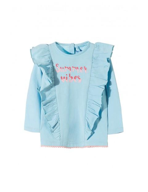 Bluzka niemowlęca 100% bawełna 5H3419