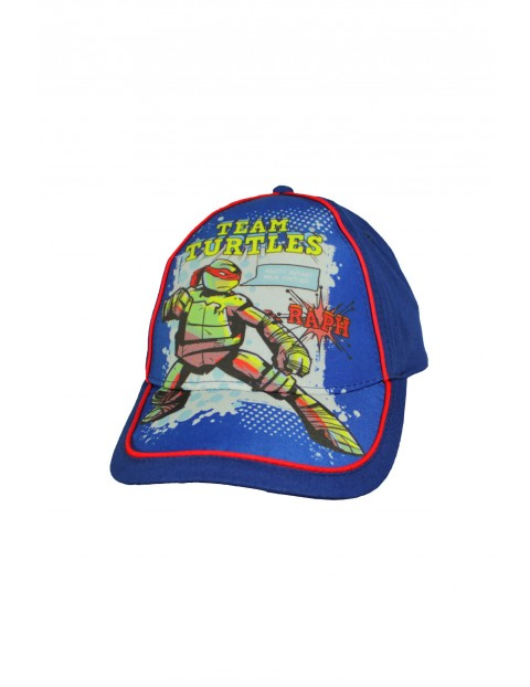 Czapka z daszkiem Żółwie Ninja 2X32AF