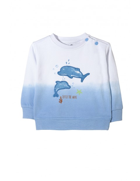 Bluza niemowlęca 5F3407