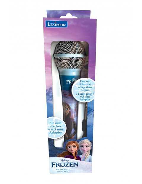 Frozen mikrofon dla dzieci