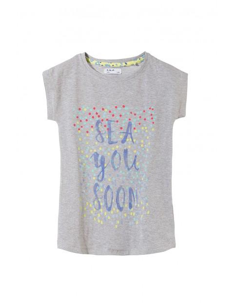 T-shirt dziewczęcy 3I3219