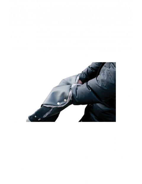 Mufka do wózka z eco-skóry 5Y35EP