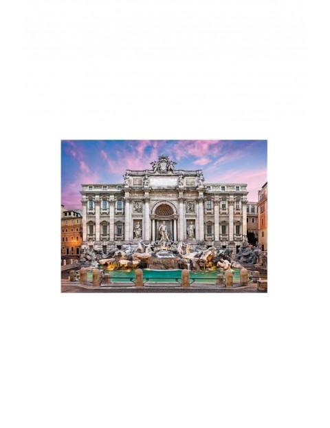 Puzzle Fontanna Di Trevi Clementoni- 500 elementów