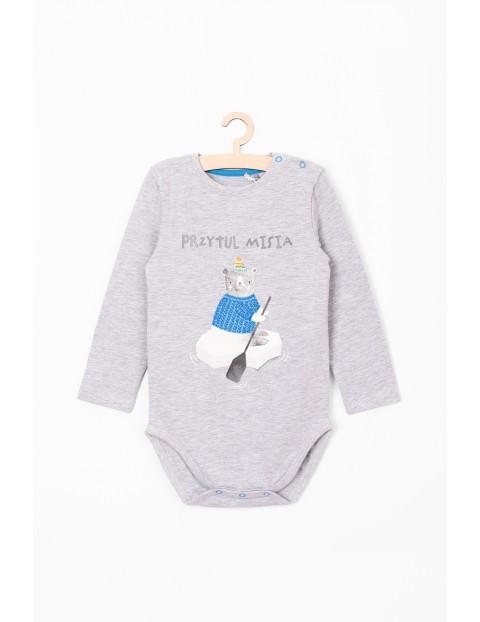 Body dla niemowlaka- długi rękaw