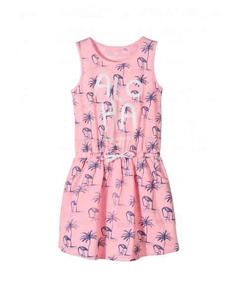 Sukienka dziewczęca 4K3413