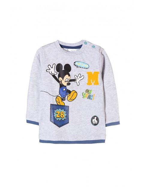 Bluzka z długim rękawem Mickey rozm 92
