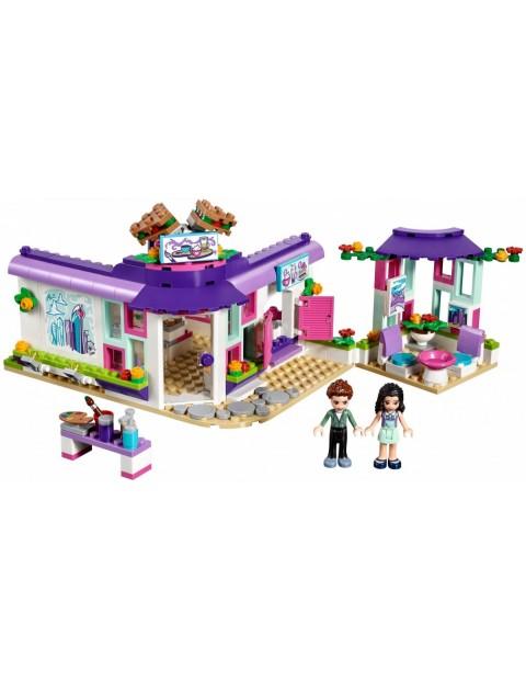 Klocki Lego Friends Artystyczna kawiarnia Emmy