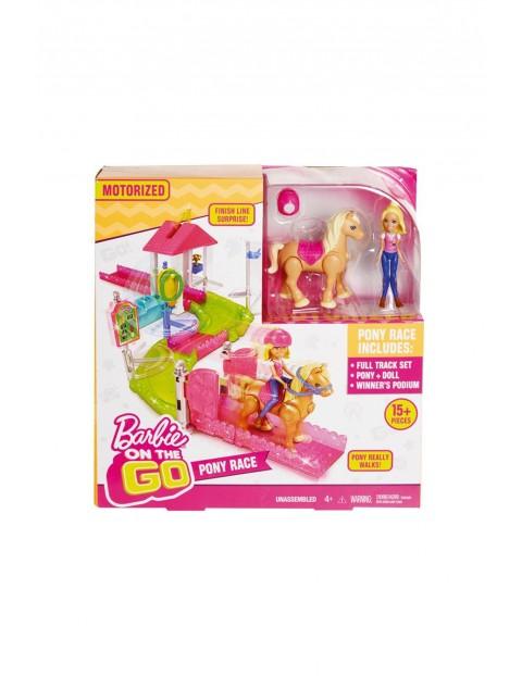 Barbie On the Go Wyścig Kucyków 3Y35K2