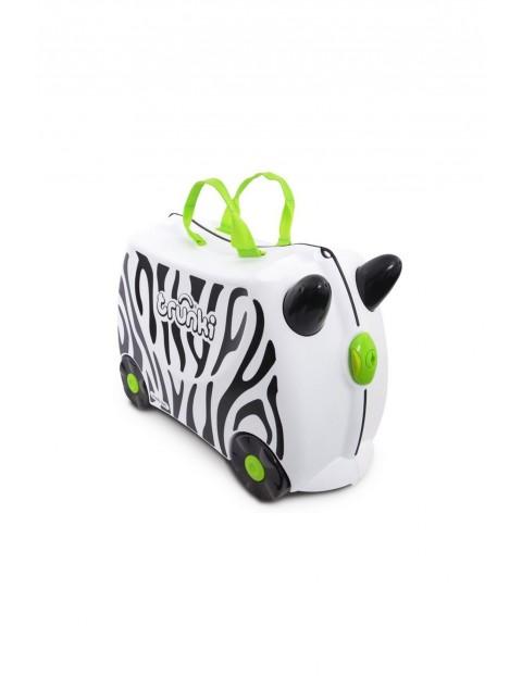 Jeżdząca walizeczka - Zebra Zimba 3Y33CD