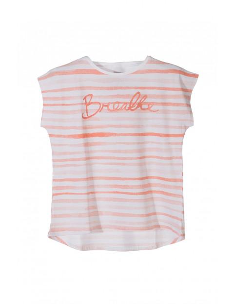T-shirt dziewczęcy 4I3057