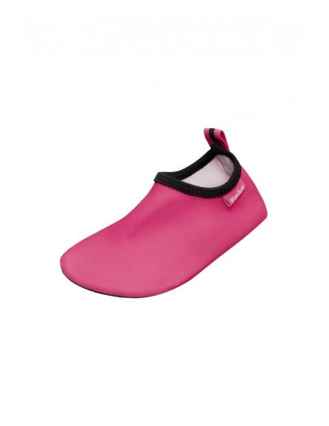 Buty kąpielowe dla dziewczynki - różowe