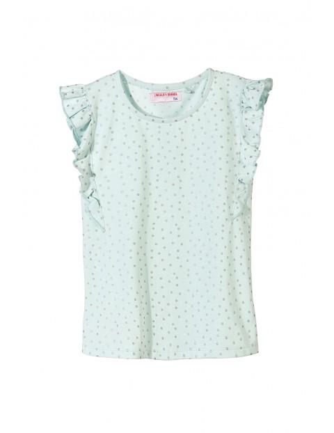 T-shirt dziewczęcy 4I3442