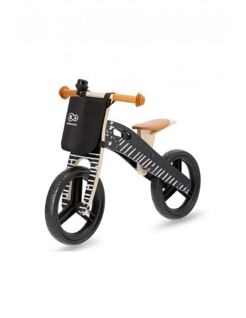 Biegowy rower Runner Vintage black z akcesoriami Kinderkraft