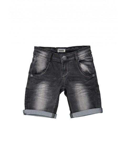 Szorty jeansowe chłopięce 2N34AD
