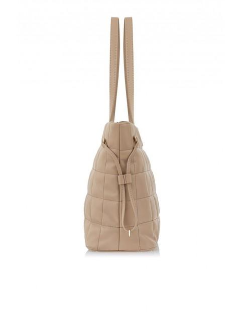 Duża torebka damska ze skóry ekologicznej OCHNIK
