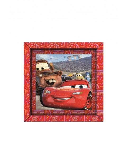 Puzzle  Frame me up Cars - 60 elementów  wiek 6+