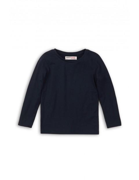 Bluzka niemowlęca czarna- 100% bawełna
