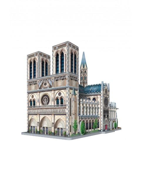Wrebbit 3D puzzle Notre Dame de Paris 830 elementów wiek 12+