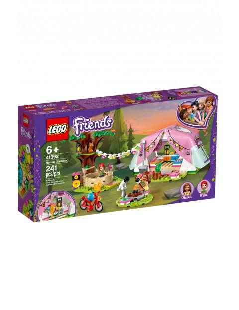 Lego Friends - Luksusowy kemping - 241 elementów wiek 6+