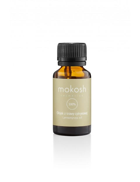 Mokosh olejek eteryczny z Trawy cytrynowej 10ml