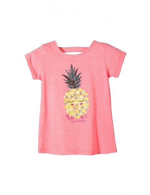 T-shirt dziewczęcy 3I3440