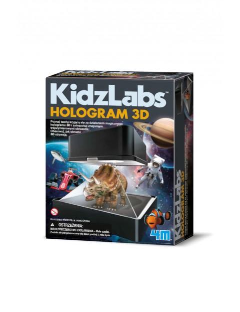 Zrób to sam - 4m Zestaw naukowy Hologram wiek 8+