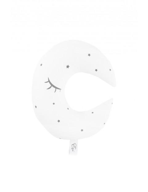 Poduszka Księżycowa Biała