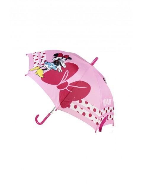 Parasol dla dziewczynki Disney  Minnie- różowy