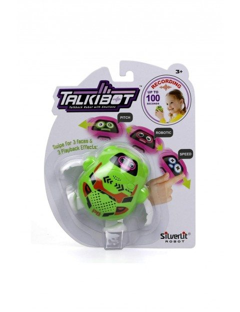 Robot TalkiBot Zielony