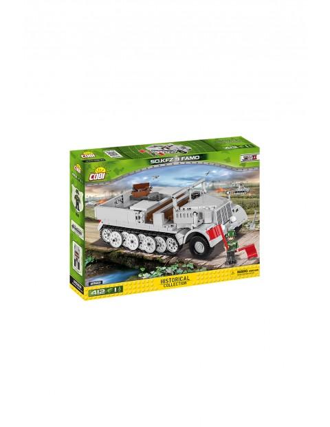 Klocki Cobi Small Army SDF KFZ 9 FAMO 412el
