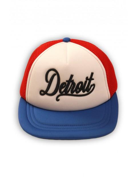 Czapka z daszkiem i siateczką z tyłu Detroit