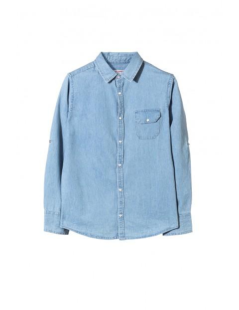 Koszula chłopięca jeansowa 2J3511