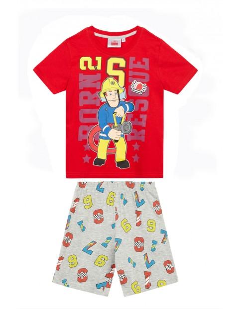 Piżama chłopięca Strażak Sam