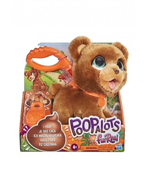 Furreal Poopalots niedźwiadek - zwierzaki na smyczy 4+