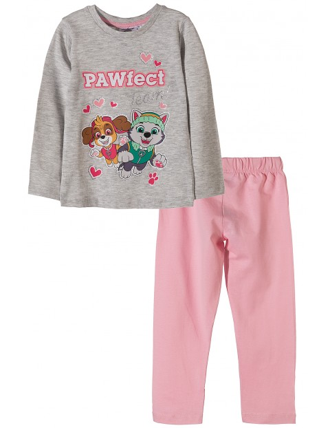 Pidżama dziewczęca Psi Patrol 3W35BM