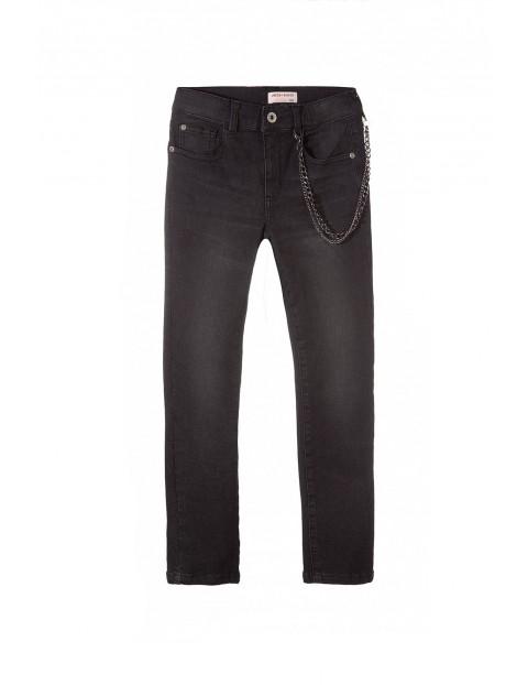 Spodnie chłopięce jeansowe 2L3516