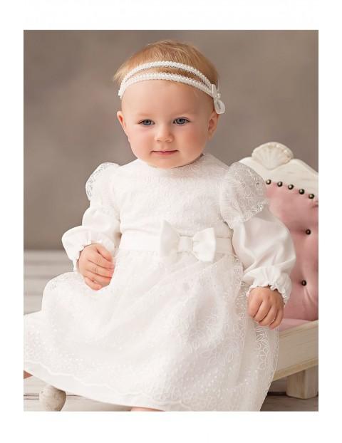 Sukienka niemowlęca do chrztu- Felicja