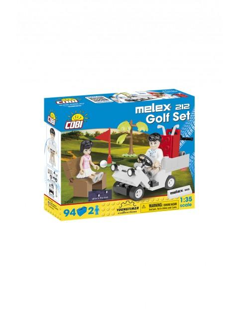 Klocki COBI Melex Golf Car - 93el