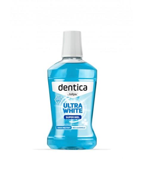 Dentica by tołpa płukanka do higieny jamy ustnej ultra white 500 ml