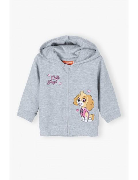 Bluza niemowlęca Psi Patrol