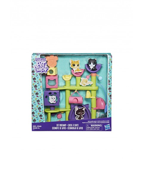 Littlest Pet Shop koci plac zabaw 4+