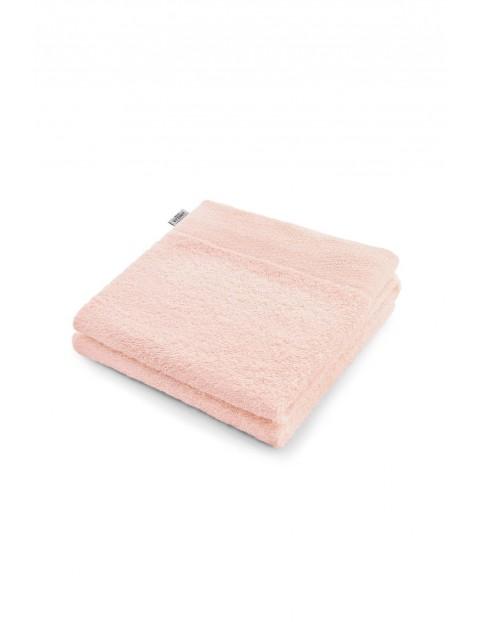 Ręcznik bawełniany AmeliaHome różowy - 50x100cm