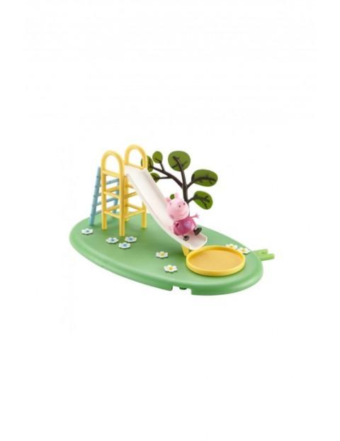 Świnka Peppa plac zabaw- zjeżdżalnia wiek 3+
