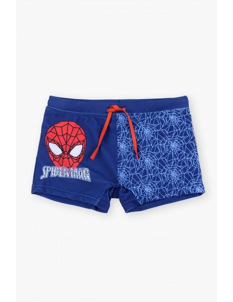 Bokserki kąpielowe Spiderman
