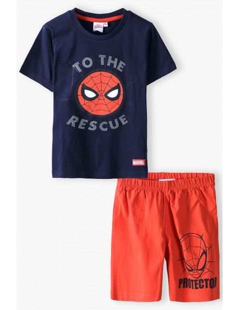 Piżama chłopięca Spiderman