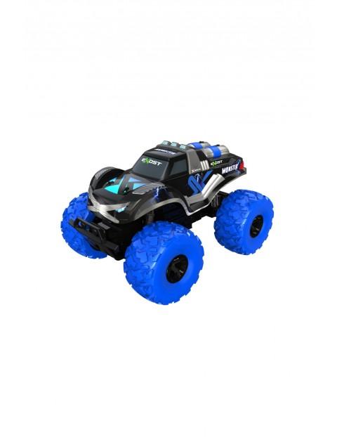 Samochód zdalnie sterowany Exost - Monster 5+
