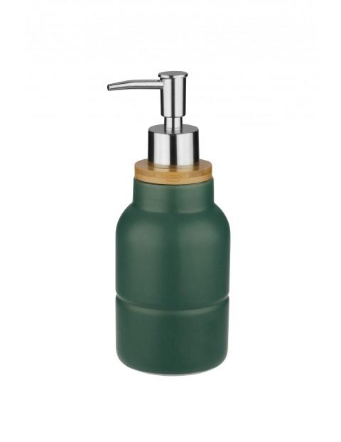 Dozownik na mydło - zielony